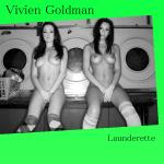 Cover Artwork Remix of Vivien Goldman Launderette