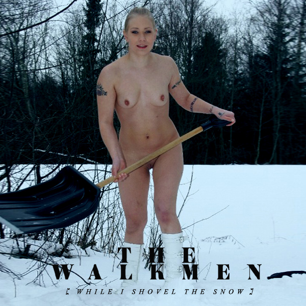 Cover Artwork Remix of Walkmen While I Shovel The Snow