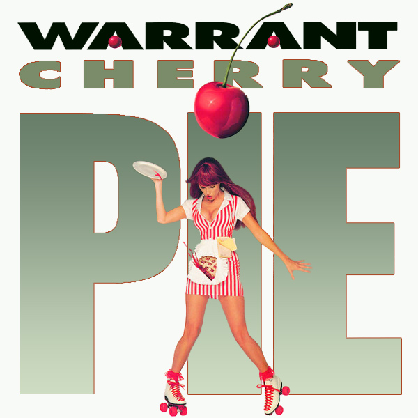 Cover artwork for Cherry Pie - Warrant