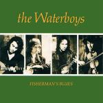 Original Cover Artwork of Waterboys Fishermans Blues
