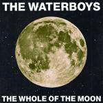 Original Cover Artwork of Waterboys Whole Moon