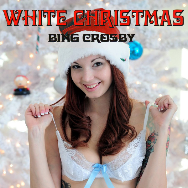 Cover Artwork Remix of White Christmas Bing Crosby