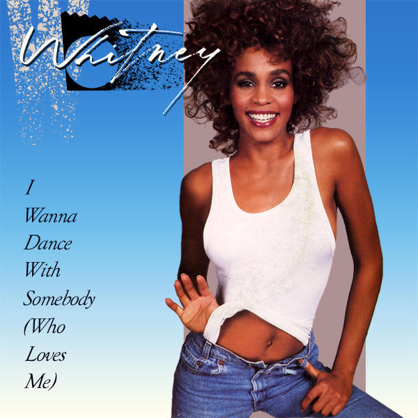 whitney houston wanna dance 1