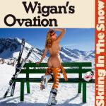 Cover Artwork Remix of Wigan Skiing Snow