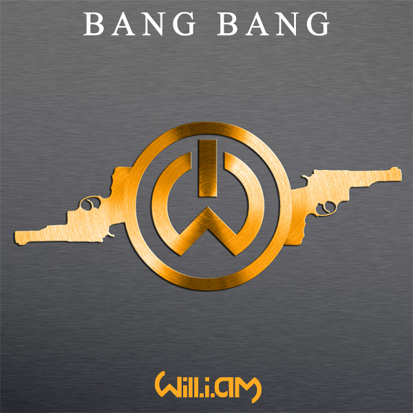 Original Cover Artwork of Will I Am Bang Bang
