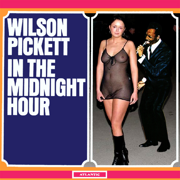 Cover Artwork Remix of Wilson Pickett Midnight Hour