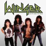 Original Cover Artwork of Winger Seventeen