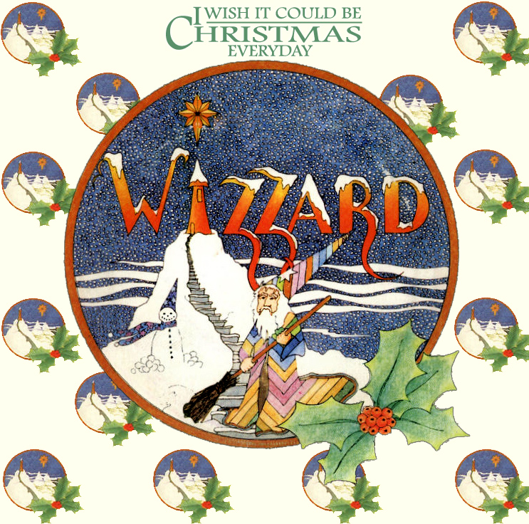 wizzard christmas everyday 1