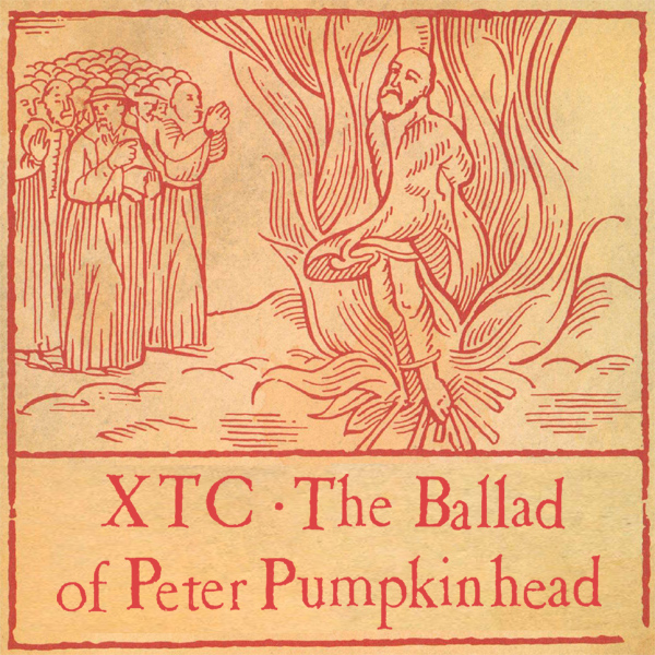 Original Cover Artwork of Xtc Ballad Of Peter Pumpkinhead