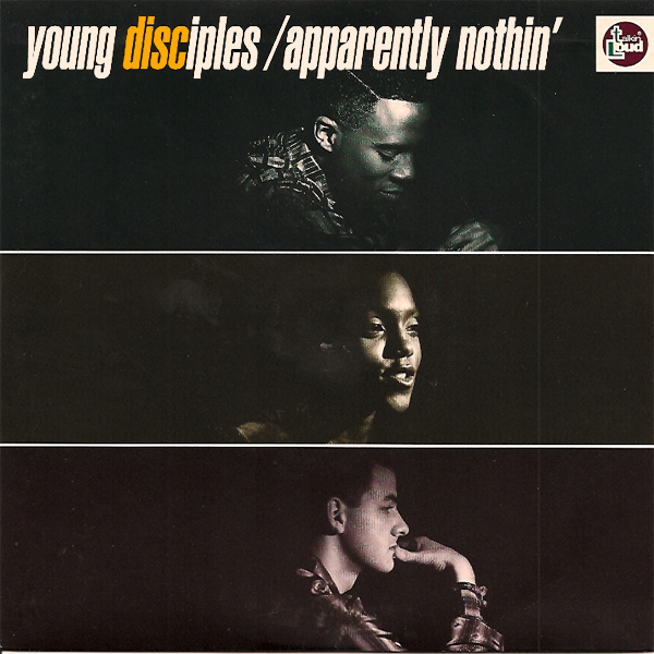 Original Cover Artwork of Young Disciples Apparently Nothin