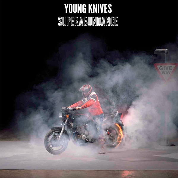 Original Cover Artwork of Young Knives Superabundance