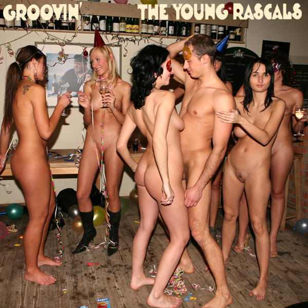 Cover Artwork Remix of Young Rascals Groovin