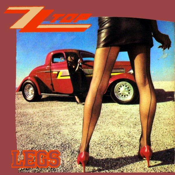 Original Cover Artwork of Zztop Legs